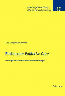 Cover PeterLang 10 Palliative Care